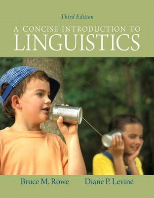 A Concise Introduction to Linguistics Plus MySearchLab with Etext -- Access Card Package (Paperback, 3rd Revised edition):...