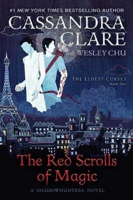 The Red Scrolls of Magic (Hardcover): Simon & Schuster, Wesley Chu
