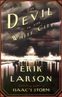 The Devil in the White City (Large print, Hardcover, large type edition): Erik Larson