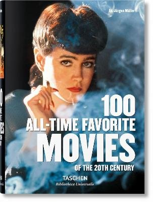 100 All-Time Favorite Movies of the 20th Century (Hardcover): Jurgen Muller