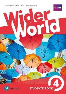 Wider World 4 (Paperback):