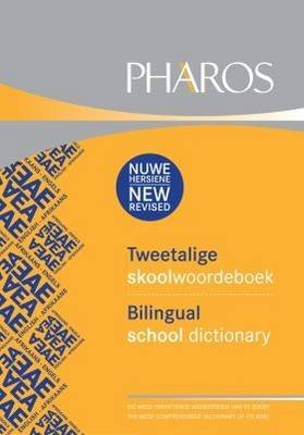 Pharos Tweetalige Skoolwoordeboek/Pharos Bilingual School Dictionary (Afrikaans, English, Paperback, New Edition): Pharos...