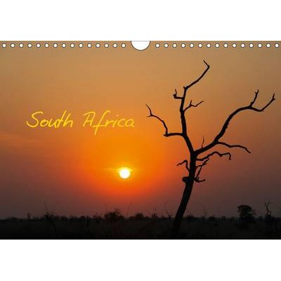 South Africa / UK-Version 2017 - The Whole World in One Country (Calendar, 4th Revised edition): Frauke Scholz