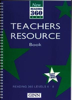 New Reading 360 Level 6-8: Teacher Resource Book ( Revised 1995 ) (Spiral bound):