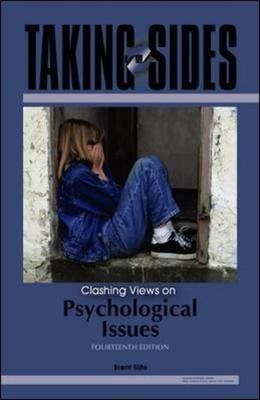 Clashing Views on Controversial Psychological Issues (Paperback, 14Rev ed): Slife
