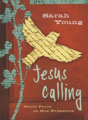 Sarah Young: Jesus Calling - Enjoy Peace in His Presence