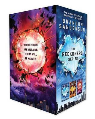 The Reckoners Series Boxed Set (Hardcover): Brandon Sanderson