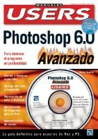 Photoshop 6 Manual Avanzado (Spanish, CD-ROM, illustrated edition): Daniel Venditti