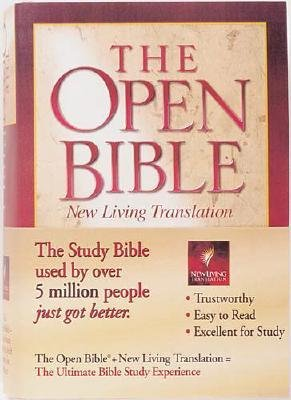 New Open Study Bible (Hardcover): Nelsonword