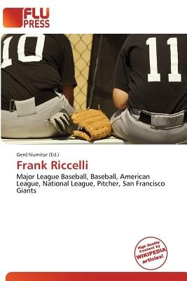 Frank Riccelli (Paperback): Gerd Numitor