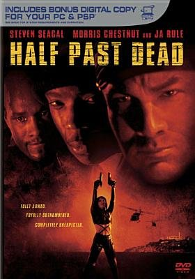 Half Past Dead (Region 1 Import DVD): Steven Seagal, Morris Chestnut, Ja Rule, Nia Peeples, Kurupt, Claudia Christian, June...