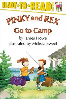 Pinky and Rex Go to Camp (Paperback, 1st Aladdin Paperbacks ed): Melissa Sweet