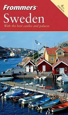 Frommer's Sweden (Electronic book text, 4th Revised edition): Darwin Porter, Danforth Prince