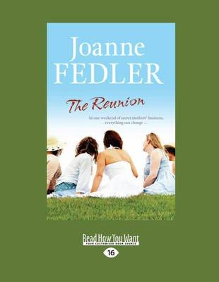 The Reunion (Large print, Paperback, [Large Print]): Joanne Fedler