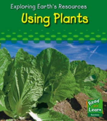 Using Plants (Hardcover): Sharon Katz Cooper