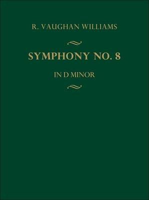 Symphony No. 8 (Sheet music, Full score): Ralph Vaughan Williams