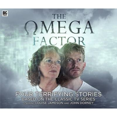 The Omega Factor (CD): Matt Fitton, Phil Mulryne, Cavan Scott