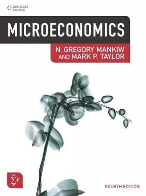 Microeconomics (Paperback, 4th edition): Mark Taylor, N. Gregory Mankiw