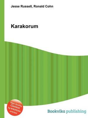 Karakorum (Paperback): Jesse Russell, Ronald Cohn