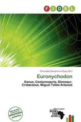 Euronychodon (Paperback): Christabel Donatienne Ruby