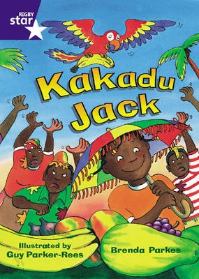 Star Shared: Reception, Kakadu Jack Big Book (Paperback): Brenda Parkes