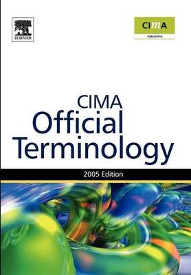 Management Accounting Official Terminology (Electronic book text): Graham Eaton