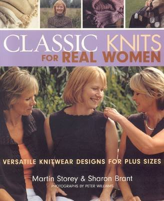 Classic Knits For Real Women (Book): Martin Storey