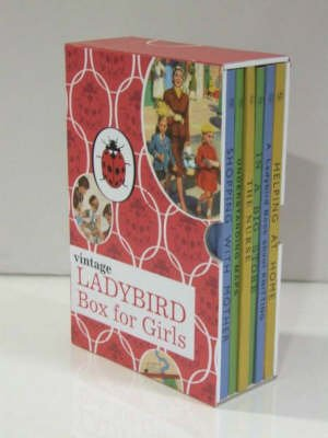 Vintage Ladybird Box for Girls (Counterpack  filled):