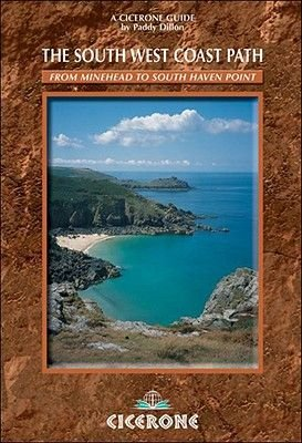 The South West Coast Path - From Minehead to South Haven Point (Paperback, Revised): Paddy Dillon