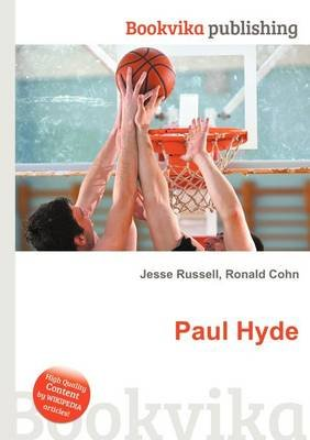 Paul Hyde (Paperback): Jesse Russell, Ronald Cohn