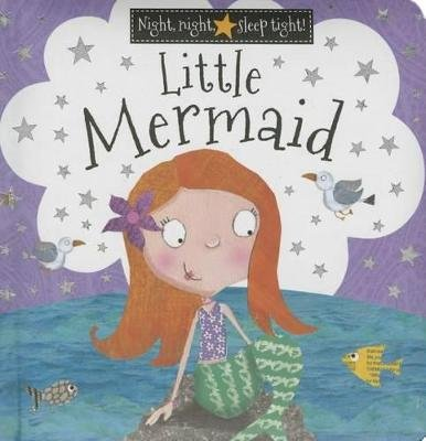 Little Mermaid (Board book): Thomas Nelson