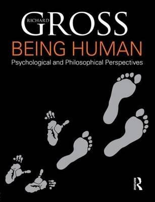 Being Human (Electronic book text): Richard Gross