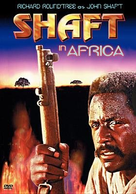 Shaft in Africa (Region 1 Import DVD): John Guillermin