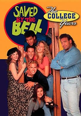 Saved by the Bell: College Years Season 1 (Region 1 Import DVD):