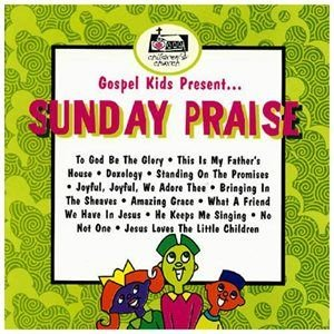 Gospel Kids - Sunday Praise CD (2000) (CD): Gospel Kids