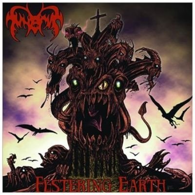 Funerus - Festering Earth CD (2015) (CD): Funerus