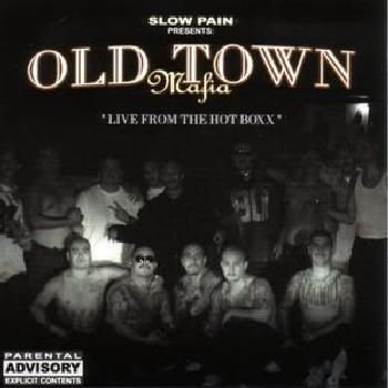 Slowpain - Presents Old Town Gangsters (CD): Slowpain