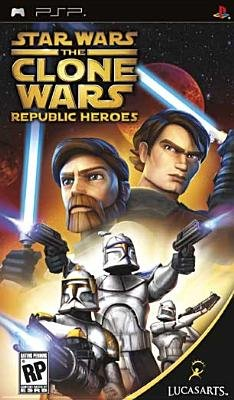 Star Wars the Clone Wars Republic Heroes: Lucas Arts