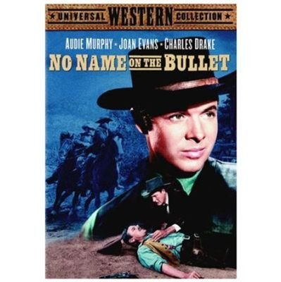 Murphy,Audie - No Name on the Bullet (Region 1 Import DVD): Murphy,Audie