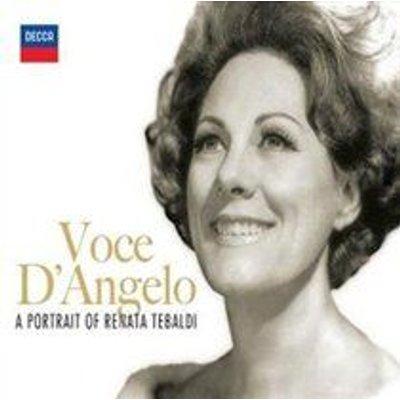Various Artists - Voce D'Angelo (A Portrait of Renata Tebaldi) (CD, Ltd): Renata Tebaldi, Mario Del Monaco, Giacomo...