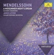 Various Artists - Mendelssohn: A Midsummer Night's Dream/Schubert: Rosamunde (CD): Felix Mendelssohn, Franz Schubert,...