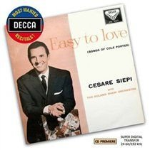 Various Artists - Cesare Siepi: Easy to Love (Songs of Cole Porter) (Songs of Cole Porter) (CD): Cesare Siepi, Cole Porter,...