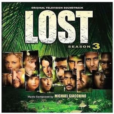 Michael Giacchino - Lost:season 3 (ost) CD (2008) (CD): Michael Giacchino
