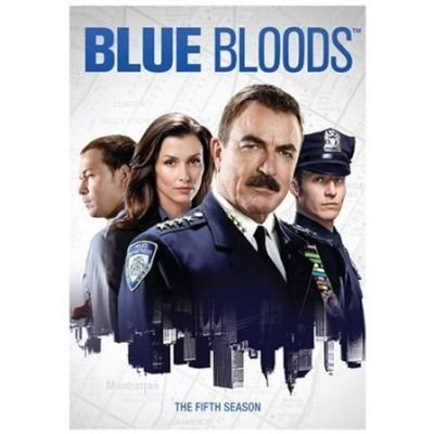 Blue Bloods-Fifth Season (Region 1 Import DVD):
