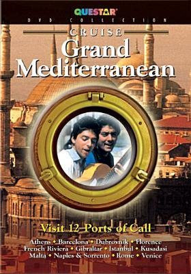 Cruise: Grand Mediterranean (Region 1 Import DVD):