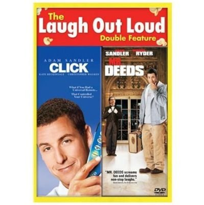 Click 2006/Mr.Deeds (Region 1 Import DVD): Sandler, Adam