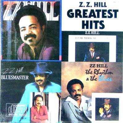 Z.Z. Hill - Greatest Hits CD (1992) (CD): Z.Z. Hill