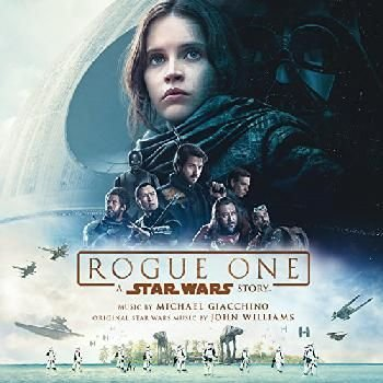 Michael Giacchino - Rogue One: A Star Wars Story (CD): Michael Giacchino