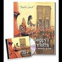 Peggy McGuire Hills - Peggy's Violin: A Butterfly In Time Teacher's Guide (CD): Peggy McGuire Hills