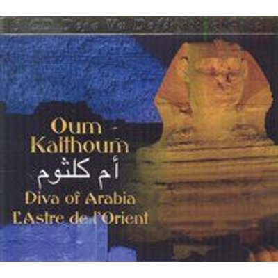 Oum Kalthoum - Diva of Arabia (CD, Boxed set): Oum Kalthoum